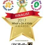Ready Set Dance Inner West Sydney Whats on 4 Kids Award Finalist