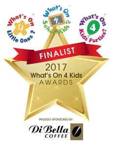 Ready Set Dance Triple Menace Studios Inner West Sydney What's on 4 Kids Awards Finalist